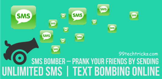 SMS Bomber-Prank your Friend by Sending Unlimited SMS 100% Working