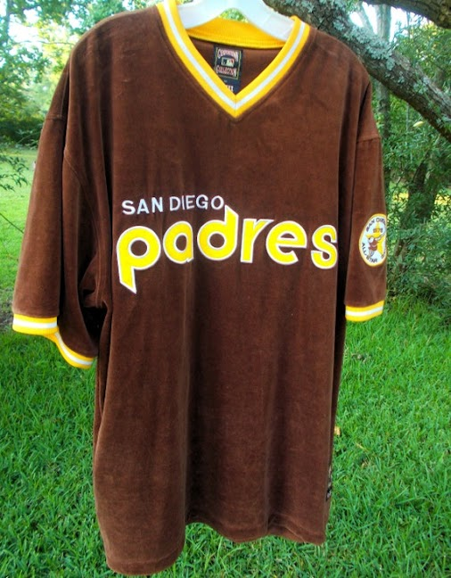 San Diego Padres Jersey - 1978 All-Star Game Cooperstown G-III Carl Banks - Throwback San Diego Padres...