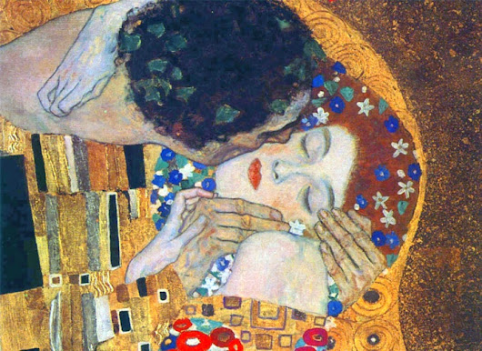 Famous kisses: the 5 most beautiful kisses in history of art