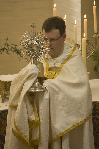 Benediction of the Most Blessed Sacrament