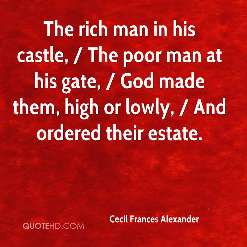 Cecil Frances Alexander Quotes Quotehd