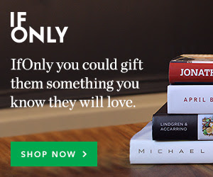 If Only You Could Gift Them Something You Knew They'd Love!  Shop Now!