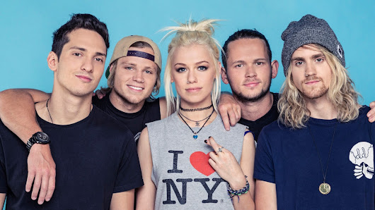 TONIGHT ALIVE - Tour Australia This May With New Album Underworld | Radio | Sydney NSW, Australia | Radio VJZ