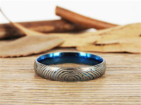 Your Actual Finger Print Rings, Family Fingerprints