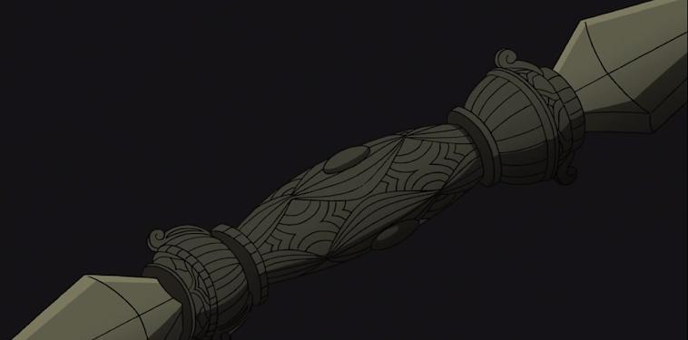 Soul Eater Vajra Human Form