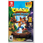 Activision Crash Bandicoot N. Sane Trilogy - Nintendo Switch