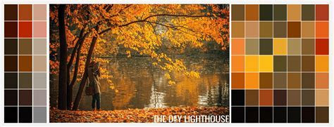 21 Essential Fall Color Palettes   The DIY Lighthouse