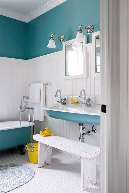 15 Cute Kids Bathroom Decor Ideas | Shelterness