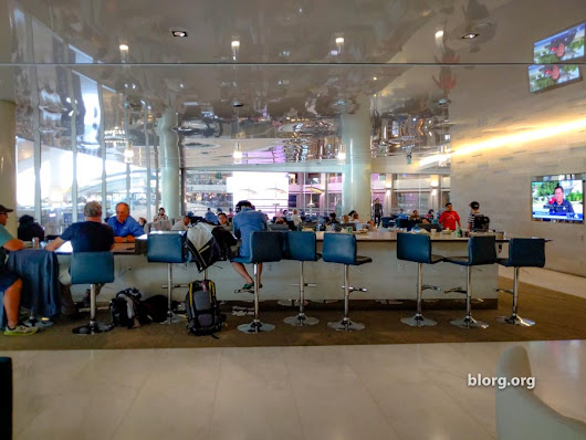 LAX: Korean Air Lounge TBIT | blorg.org