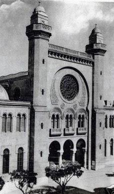 ORAN SYNAGOGUE, ALGERIA בית הכנסת באוראן, אלגי'ריה