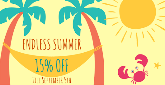 Endless Summer Sale Provide 15% Off All Magento Extensions :: Orange35