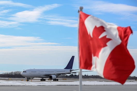 Passengers traveling domestically in Canada will soon be able to pack some marijuana for their flight