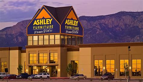 ashley furniture colton ca  information