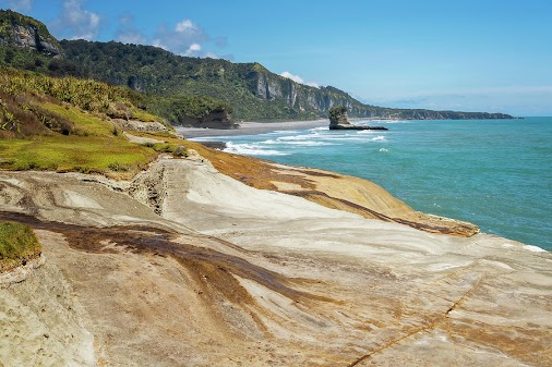 #Punakaiki #Coastline #NewZealand +Joan Carroll