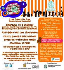 Assisi Charity Fun Day 2009