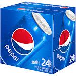 Pepsi Cola - 24 pack, 12 fl oz cans