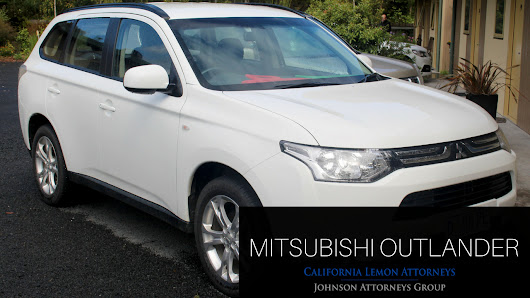 Most Common Mitsubishi Outlander Problems