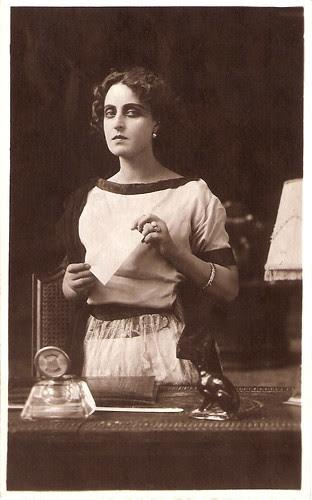 Pina Menichelli in La seconda moglie
