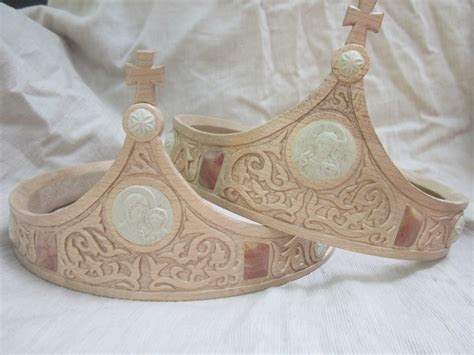Wedding with Carved Crowns ? Orthodox Arts Journal