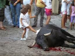 toro de la vega niños