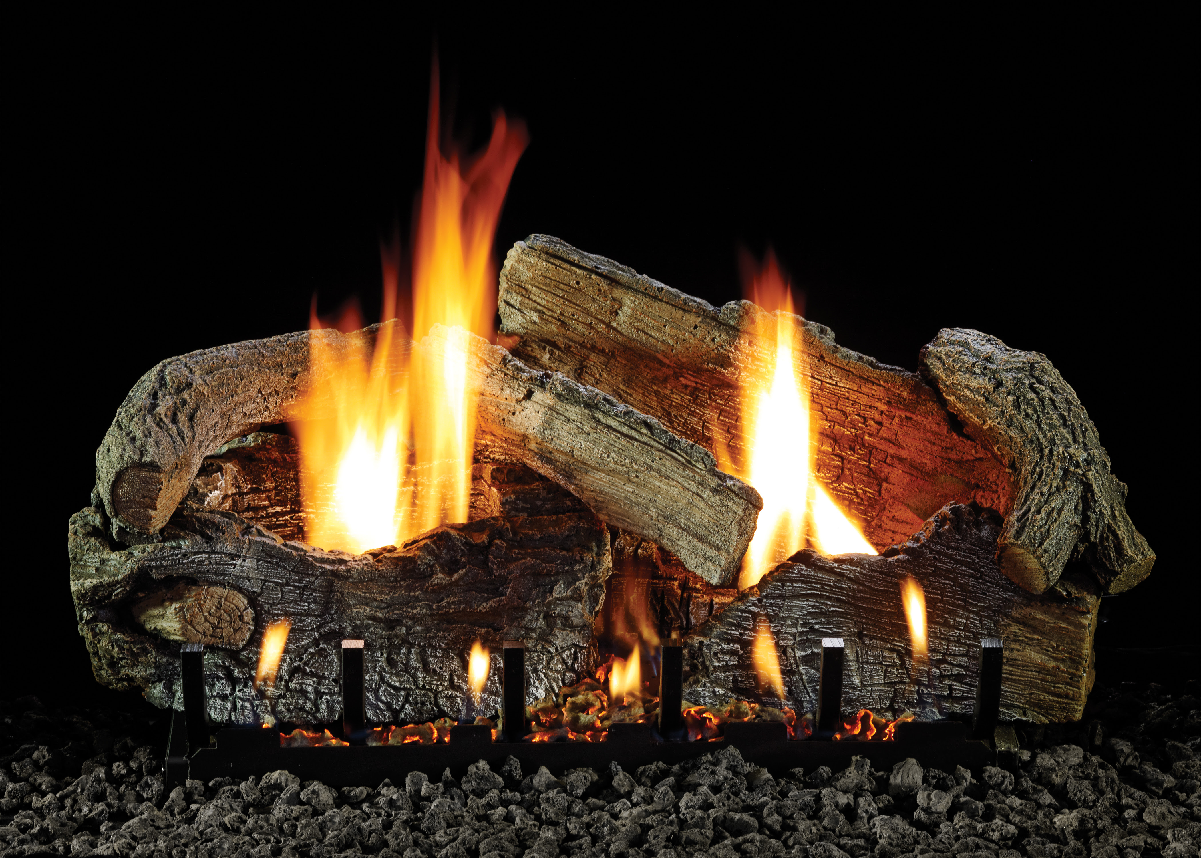 Gas Fireplace Log Placement Wonderful Interior Design For Home
