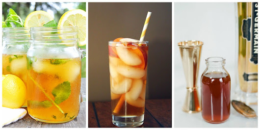 3 Simple Ways to Give Sweet Tea a Serious Upgrade