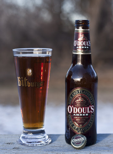 Review: O'Doul's Amber Non-Alcoholic Beer by Cody La Bière