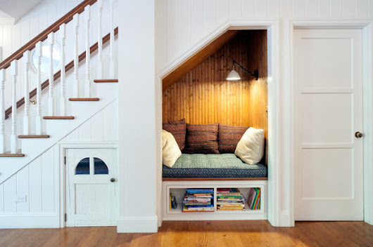 10 Great Ideas for What Lies Beneath (the Stairs)