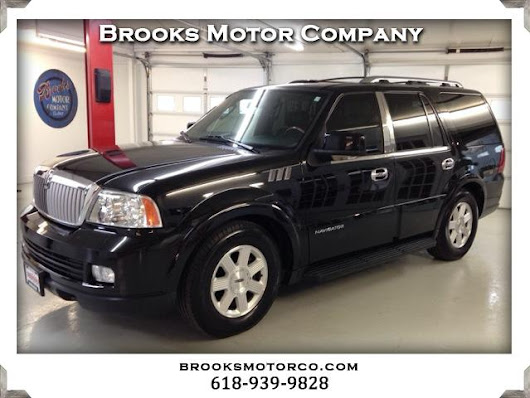 Used 2006 Lincoln Navigator for Sale in St Louis MO 63129 Brooks Motor Company