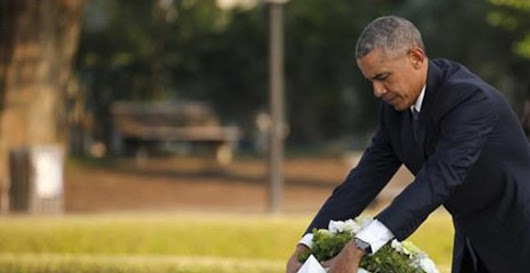 DISGRACE: You Won't Believe What Obama JUST Did The EVE of Memorial DAY