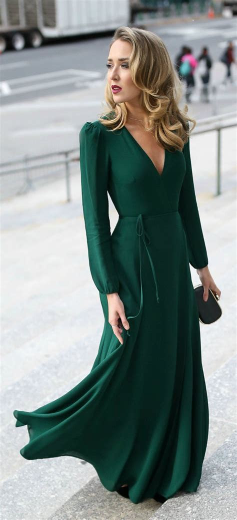 30 DRESSES IN 30 DAYS: Black Tie Wedding Guest // Emerald
