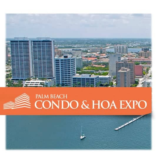 uSaveLED Exhibiting At Palm Beach Condo & HOA Expo On March 25th