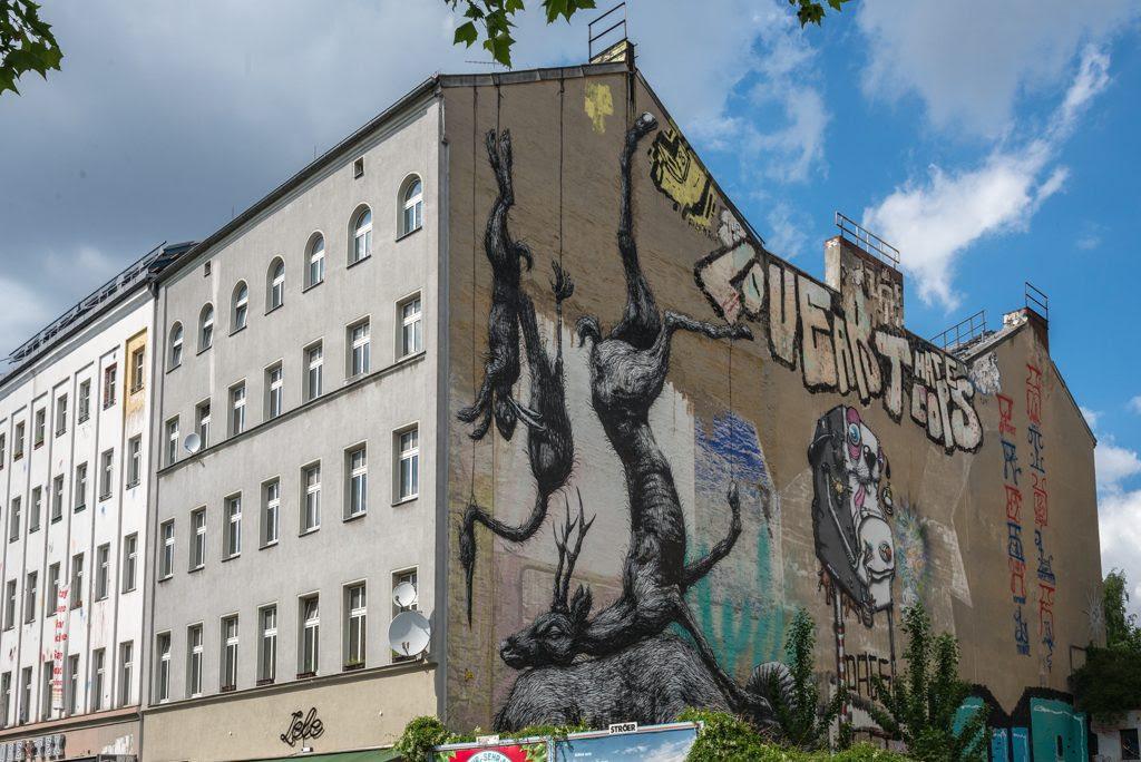Blu Murales Berlino
