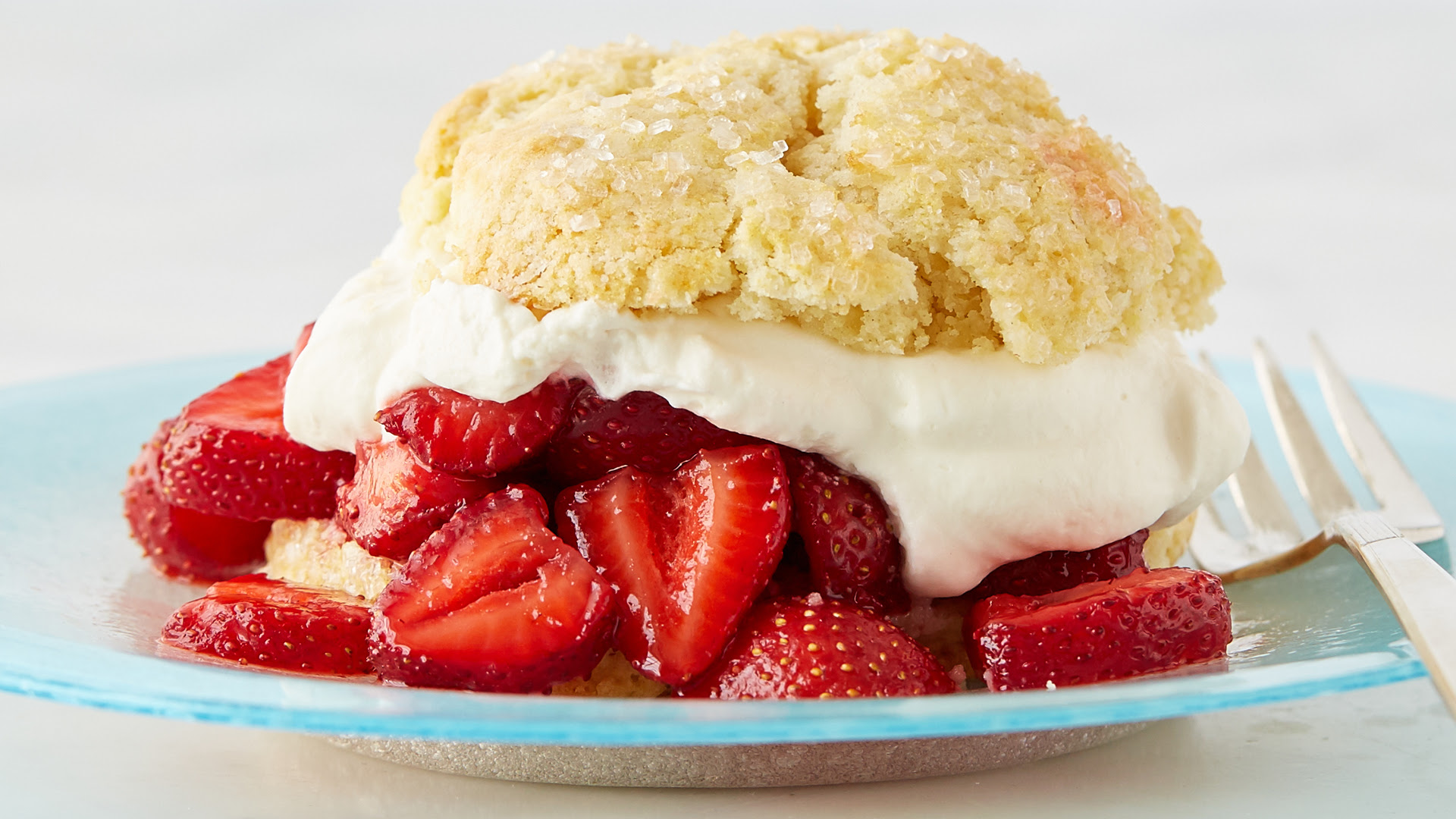 Classic Strawberry Shortcake Recipe Pbs Food