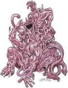 Clipart Critters 28 - Fleshy, Absorbed, Mass
