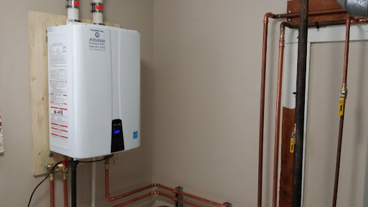 Benefits Of Tankless Water Heaters - Absolute Plumbing