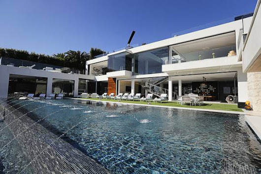 At $250M, Los Angeles home most expensive listed in U.S. - Las Vegas Sun News