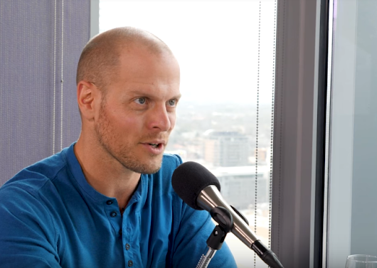 Fear-Setting: Why You Should Define Your Fears Instead of Your Goals | Tim Ferriss