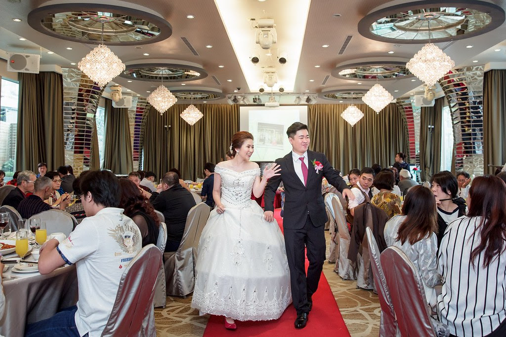 081[宴客場地] 晶宴民生館~完美我婚禮最正確的選擇