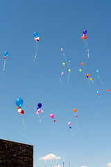 More Balloons with Blessings