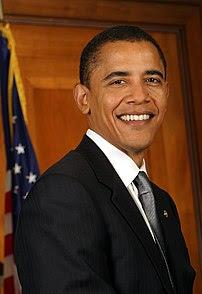 Barack Obama, President-elect of the United St...