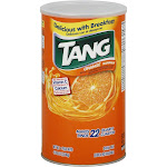 Tang Orange Drink Mix - 72 oz can