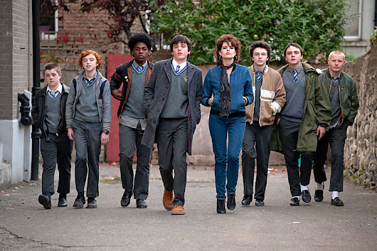 Sing Street Film - A coming of age through teenage kicks - Flux Magazine