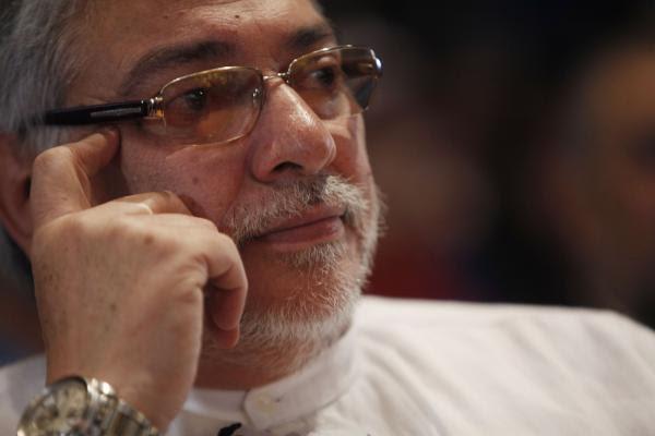 El expresidente del Paraguay, Fernando Lugo
