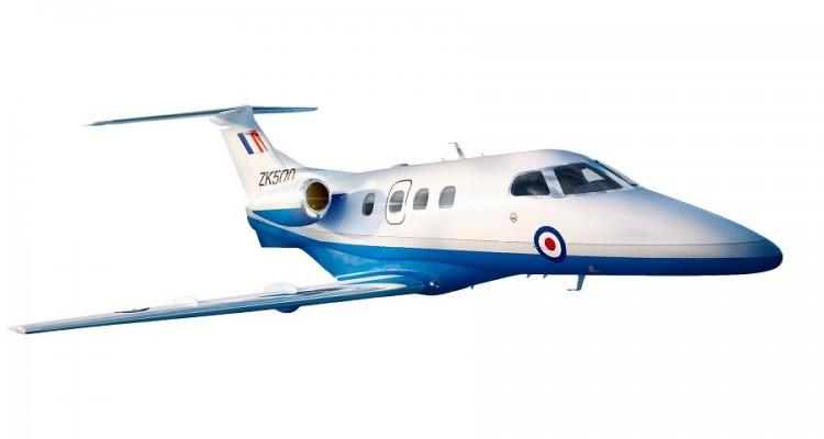 Embraer Phenom_100 RAF 900px