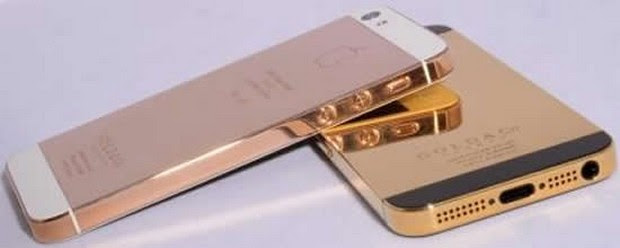 Gold & Co iphone 5 2