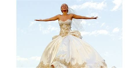 Beyoncé?s ?Best Thing I Never Had? Wedding Gown for Sale