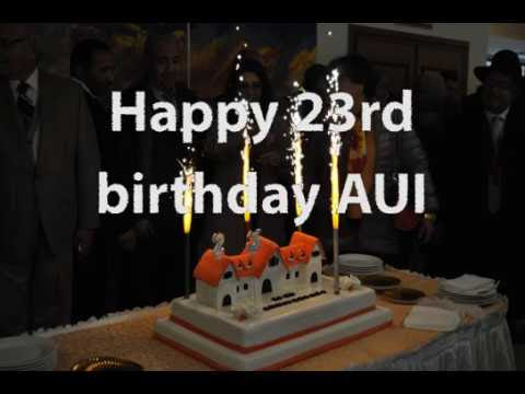 Akhawayne University in Ifrane - 23rd birthday