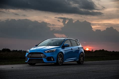 Ford Focus RS   Hennessey Performance