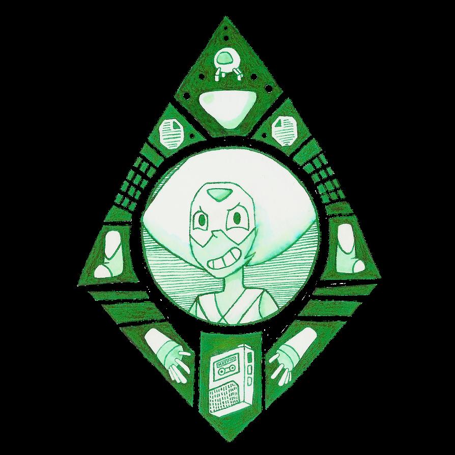 Peridot - Crystal gems - Steven Universe